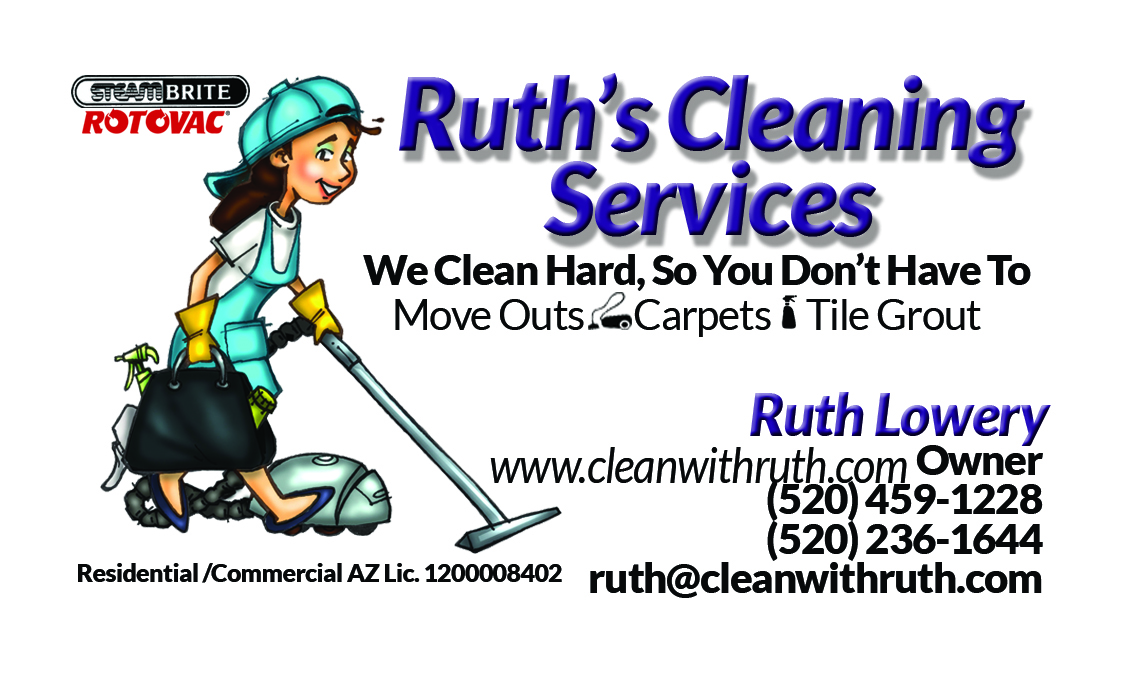 RUTH'S CLEANING SVC BC